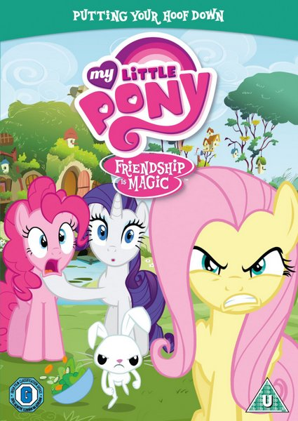 My Little Pony -Putting Your Hoof Down