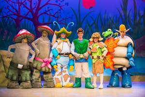 Tree Fu Tom stage show
