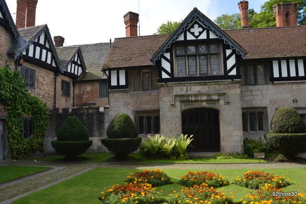 Baddesley Clinton manor house