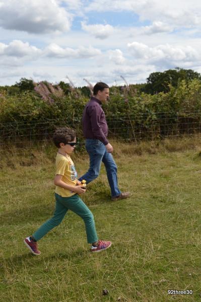 Baddesley Clinton estate walk