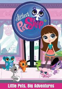 Littlest Pet Shop DVD