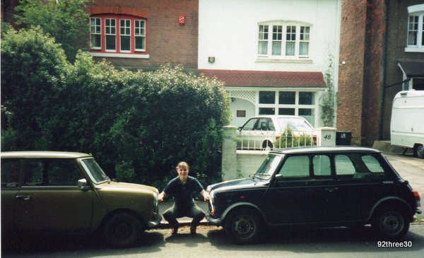 old style minis