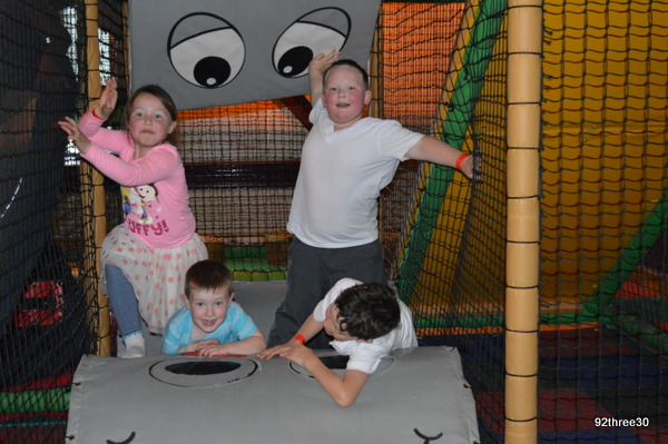 soft play brewers fayre