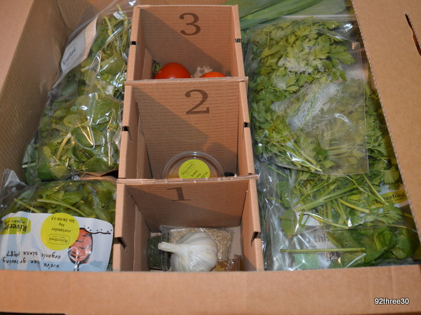 Riverford Recipe Boxes