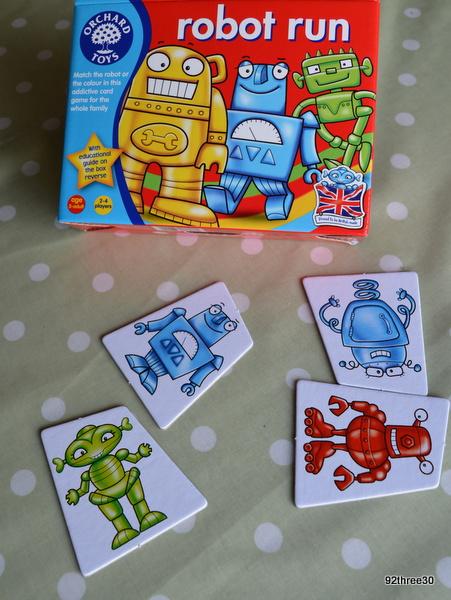 Robot Run Orchard Toys