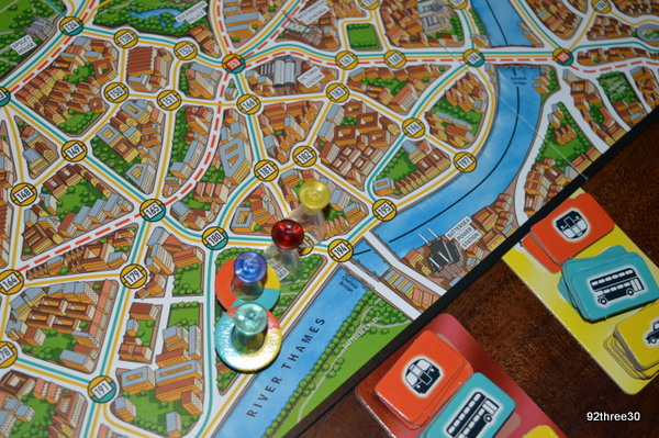 Scotland Yard Ravensburger Games