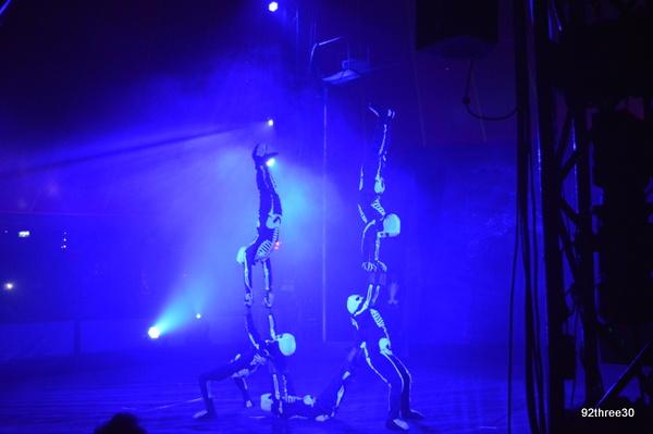 gandey's circus halloween