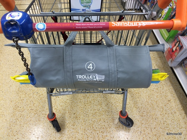Trolley Bags while you shop