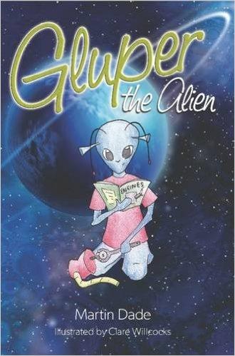 gulper the alien by martin dade