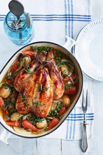 chicken casserole one pot