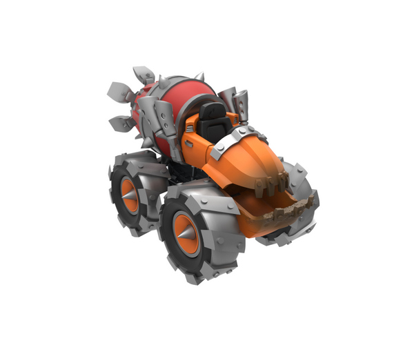 thump truck vehicle skylanders