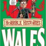 welsh horrible histories book