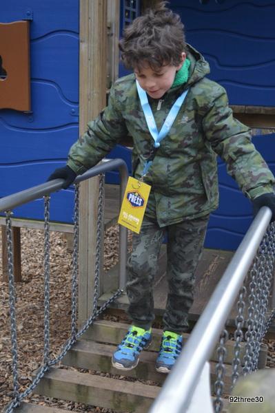 Thomasland playground