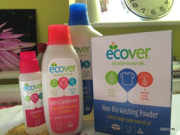 eco washing detergents