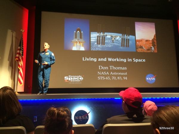 Don Thomas astronaut