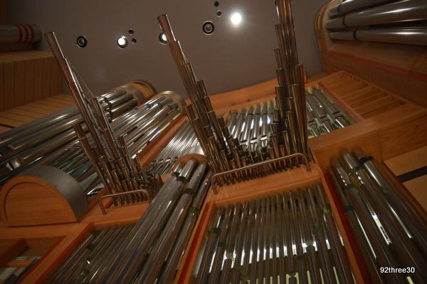 organ symphony hall birmingham