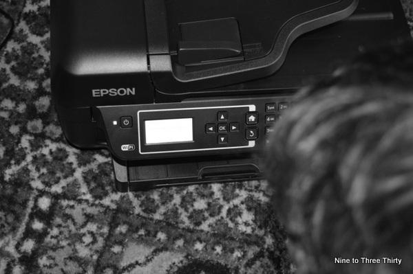 WF-2750DWF printer
