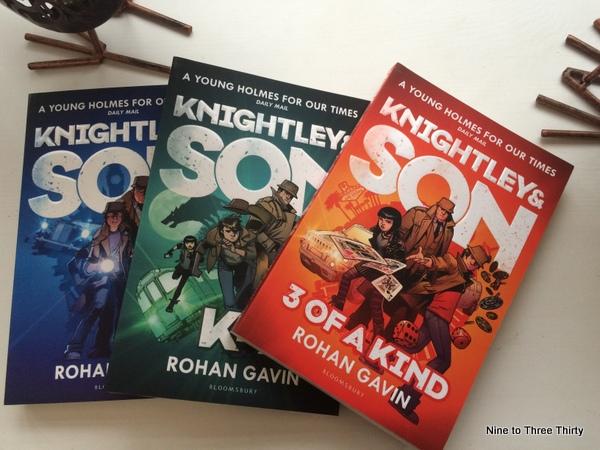 Knightley & Son series