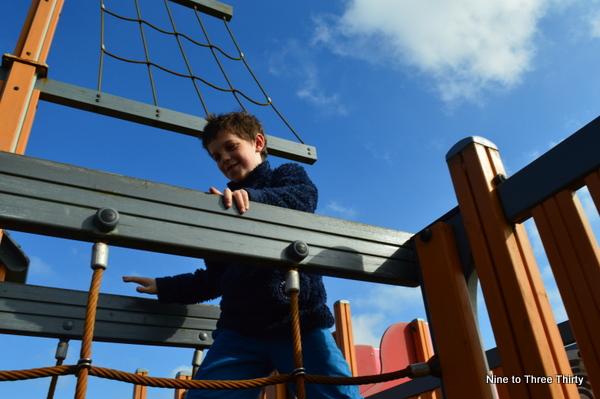 playground hugh town
