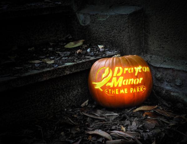 Halloween at Drayton Manor