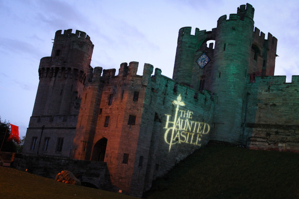 haunted castle warwick