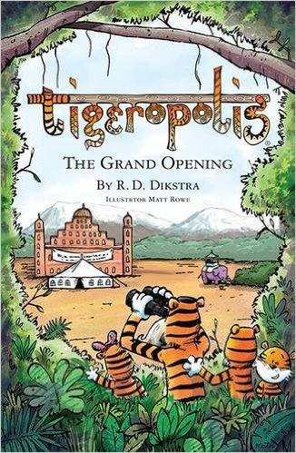 Tigeropolis The Grand Opening