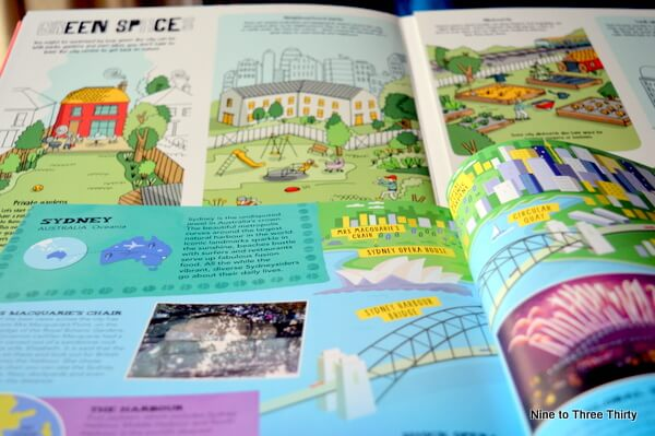 pages cities lonely planet