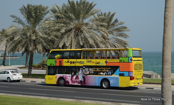 Doha Bus Tours