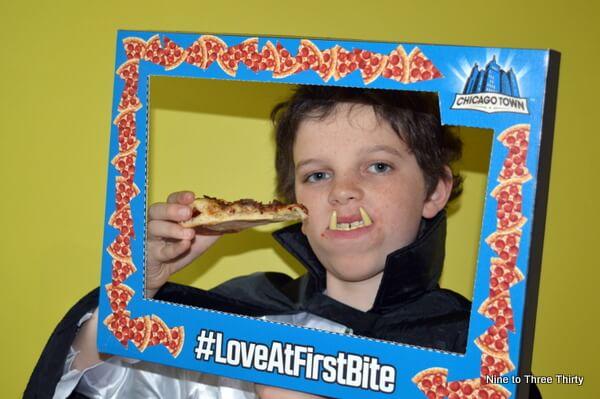 #loveatfirstbite slice shades