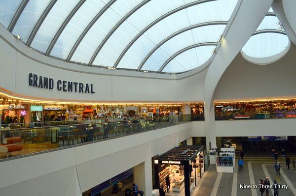 Grand Central Birmingham