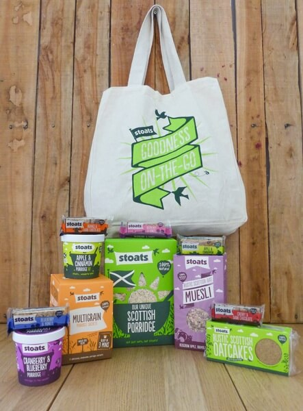 Stoats £20 goody bag