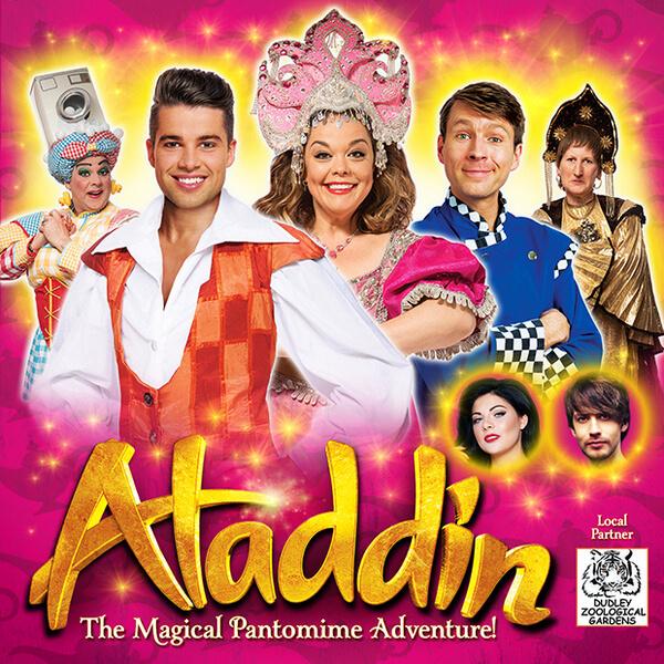 Aladdin Wolverhampton Grande