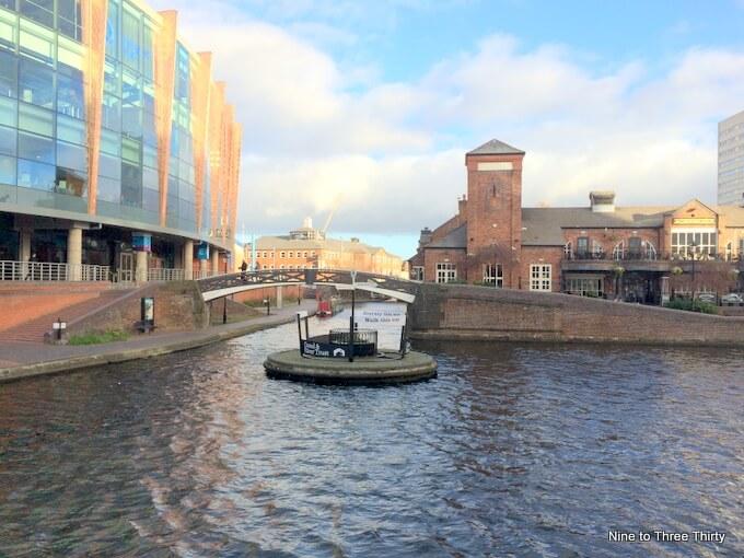 canal island