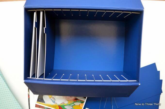 interior cheerz memory box