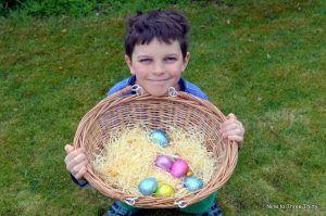 easter egg hunt haul