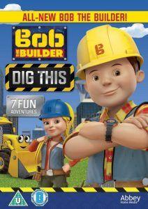 Bob the Builder DVD