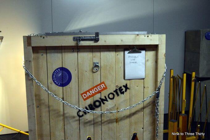 dinosaur crate