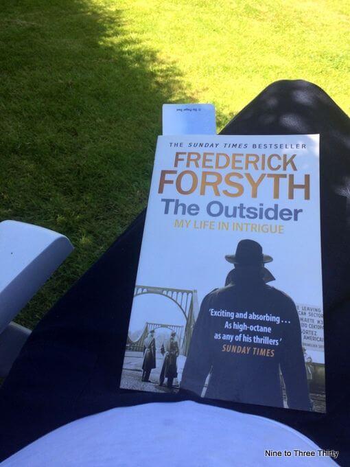 the outsider frederick forsyth