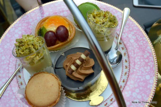 dessert layer