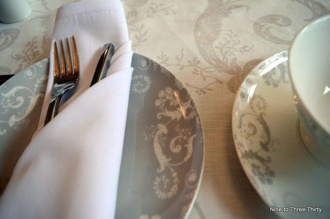 laura ashley crockery plates