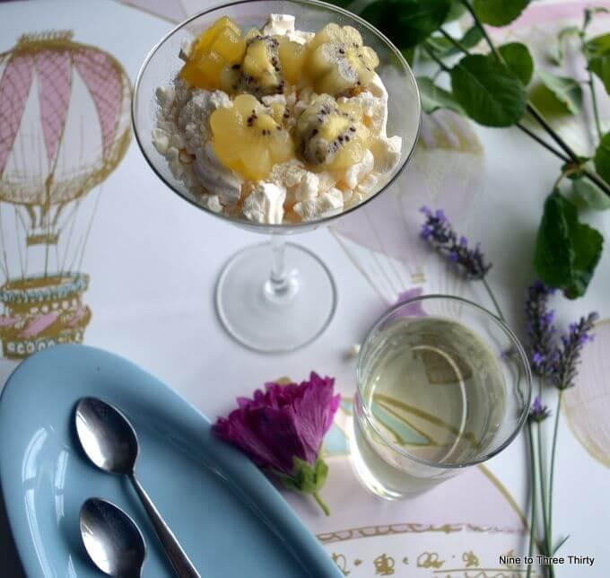 sungold kiwi fruit recipe