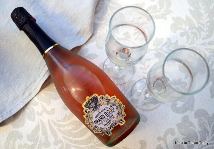 grand rose prosecco