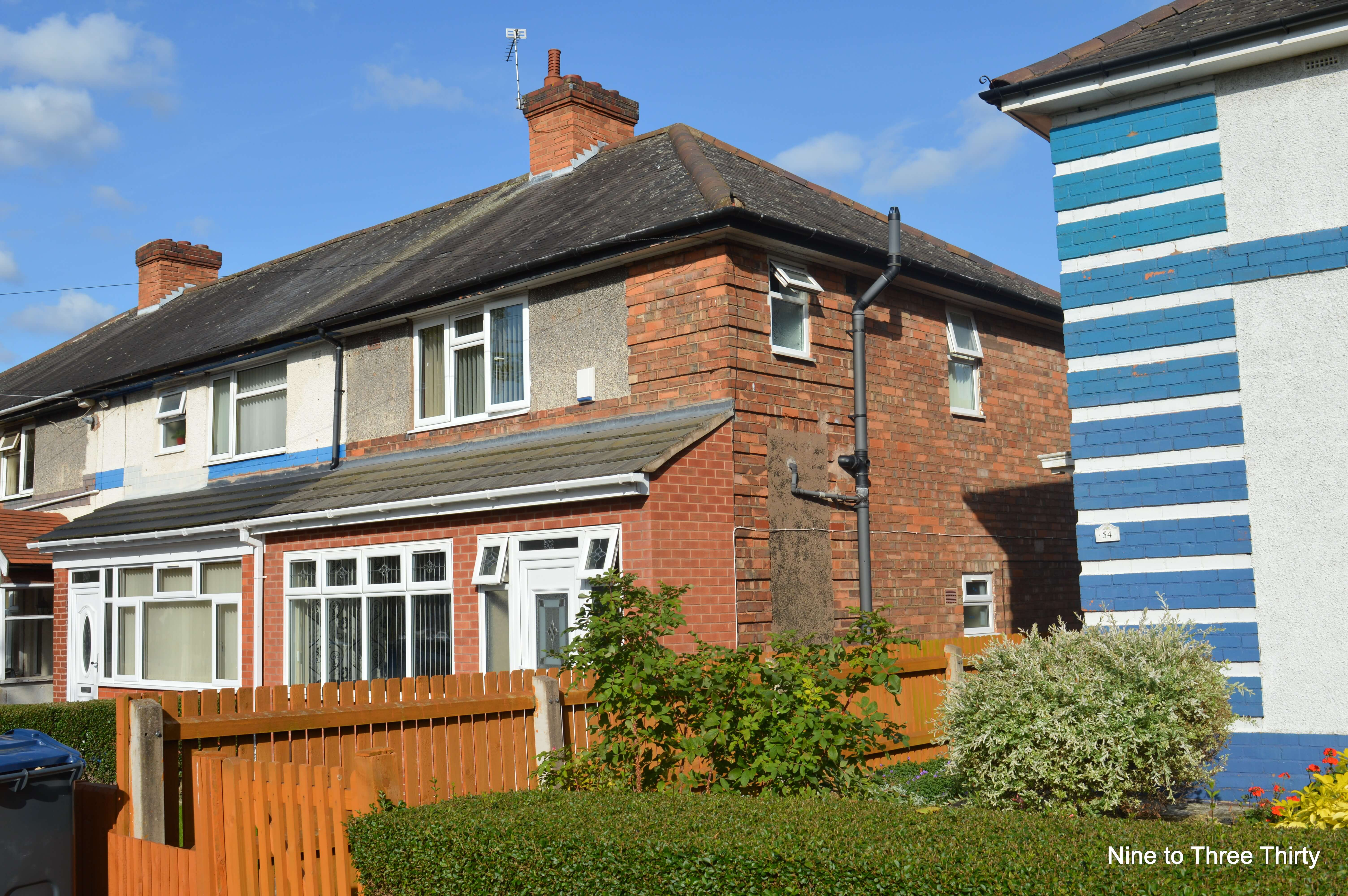 house on ingleton road birmingham