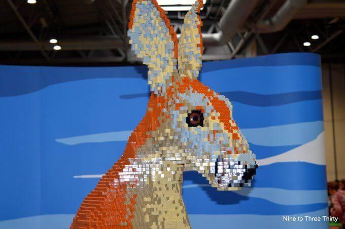 lego kangaroo