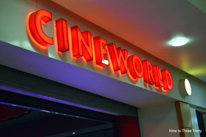 Cineworld Outside Shot