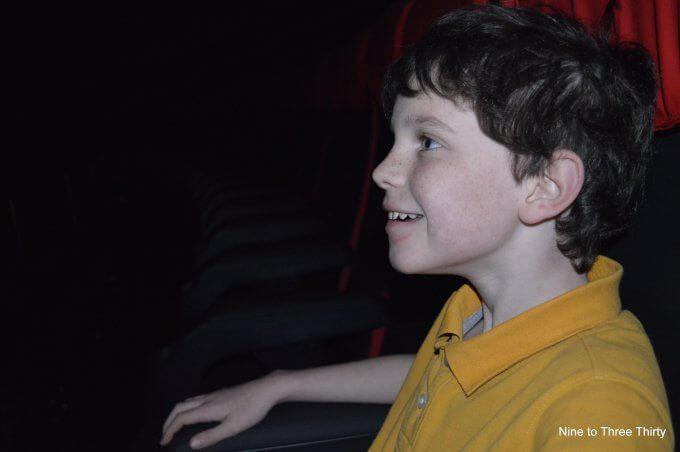 fun watching film