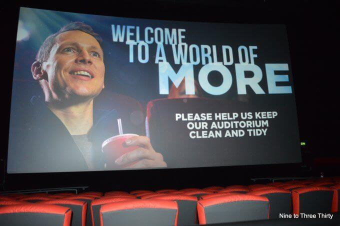 Cineworld Superscreen