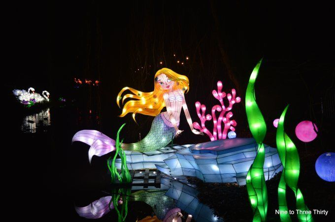 Magic Lantern Festival Kings Heath Park Birmingham