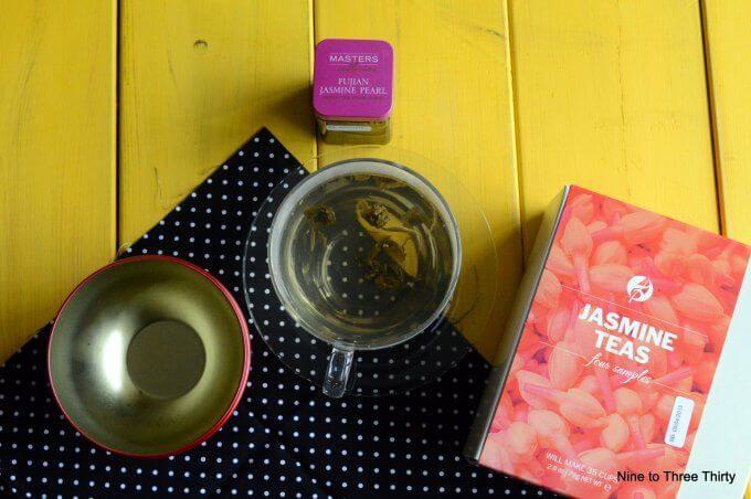 Adagio Teas and Tea Cup