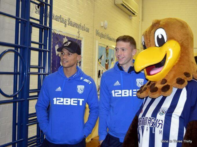 Baggy Bird with Kieran Gibbs and Sam Field